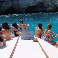 Boat excursion in Mallorca