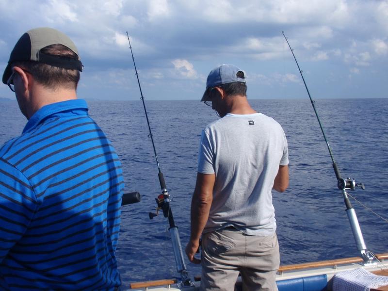 Charter de pesca en Mallorca
